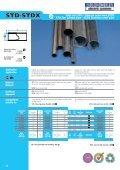 Tubes métalliques - SERMES - Page 2