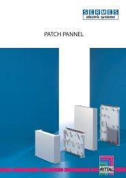 PATCH PANNEL - Sermes