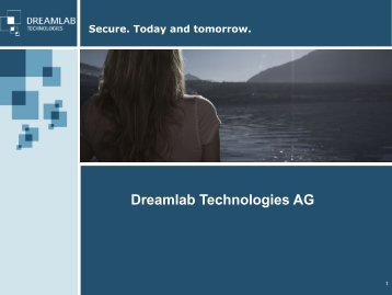 Dreamlab Technologies AG