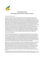Weihnachtsbotschaft 2010 aus Peru (PDF-Dokument)
