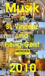 St. Vincenz - Ev. Kirchengemeinde Menden