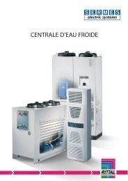CENTRALE D'EAU FROIDE - SERMES