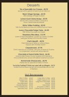 The Bay Horse - Sandwiches & Snacks Menu - Page 5