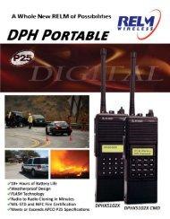 DPH Series - RELM Wireless