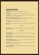 The Bay Horse - A La Carte - Page 6