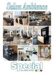 100% MADE IN ITALY - Salon Ambience