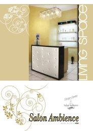 MADE IN ITALY - Salon Ambience