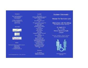 finden Sie den Flyer zur näheren Information - Behindertenbeirat ...