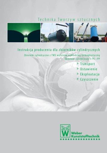 Technika Tworzyw sztucznych - Weber Kunststofftechnik - Downloads