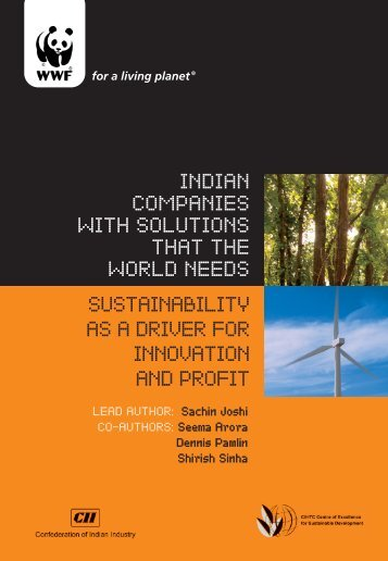 Indian Companies with solutions that the World ... - Climate Solver
