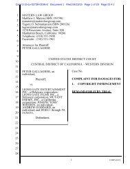 Gallagher-v-LionsGate-CDCal-20150415-Complaint