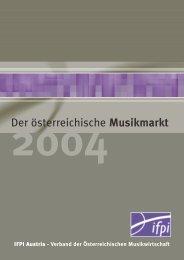 marktbericht 2004 RZ.indd - IFPI Austria