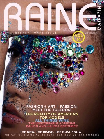 RAINE MAGAZINE Volume 14 | International