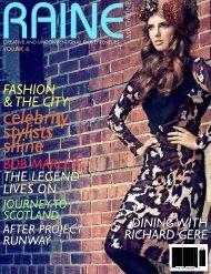 RAINE MAGAZINE Volume 6   Fashion & Style