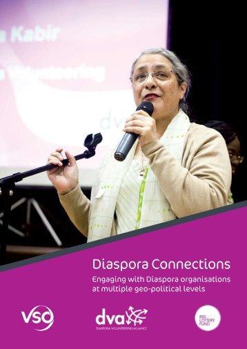 Diaspora Connections - VSO
