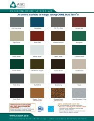 Color Chart Qc Construction Products