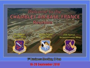 16-20 September 2010