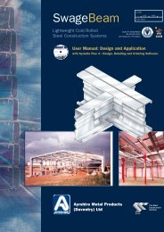 SwageBeam - Ayrshire Metal Products