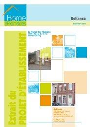Reliance - Le Home des Flandres