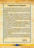 Klub füzet - Aszód - Page 3