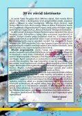 Klub füzet - Aszód - Page 4