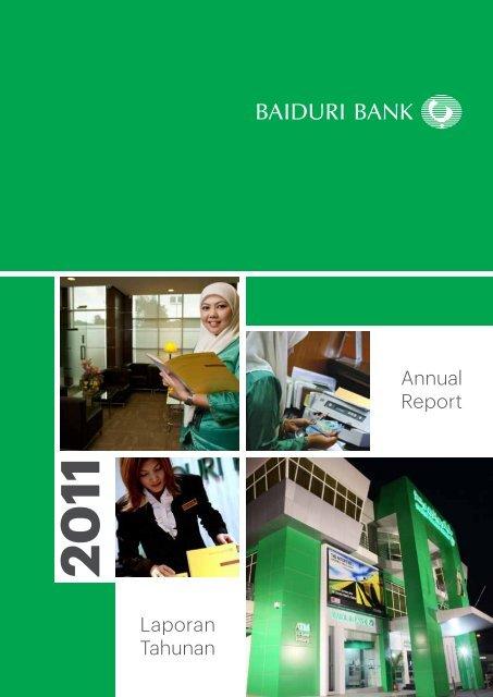 Annual Report Laporan Tahunan - Baiduri Bank