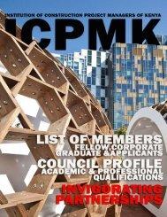 ICPMK emagazine