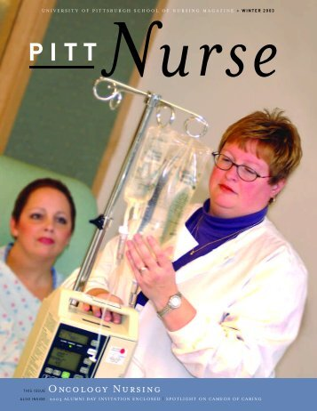 complete issue - School of Nursing - University of Pittsburgh