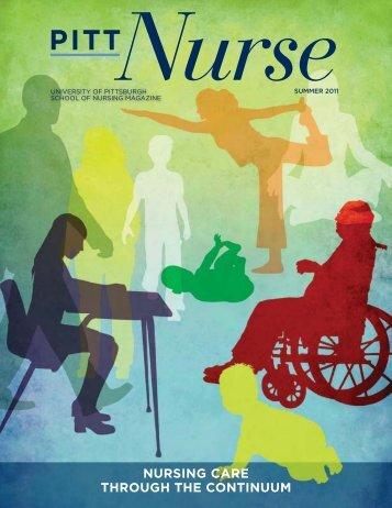 nursing care through the continuum - School of Nursing - University ...