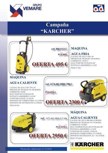OFERTA 2300 € OFERTA 2300 € OFERTA 495 ... - Grupo Vemare