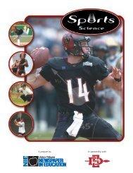 Sports Science - NIE