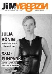 Ausgabe 35 Doppelseiten - Gemeinsam Zukunft Gestalten
