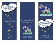 Flyer ausdrucken (PDF) - Schule Gaiserwald