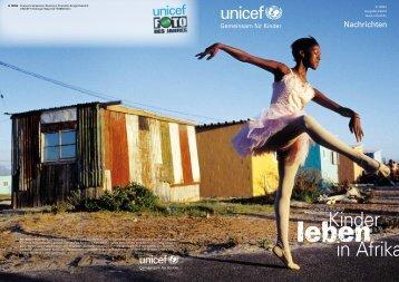 """""""Kinderleben in Afrika"""" (PDF) - Schulen für Afrika"""