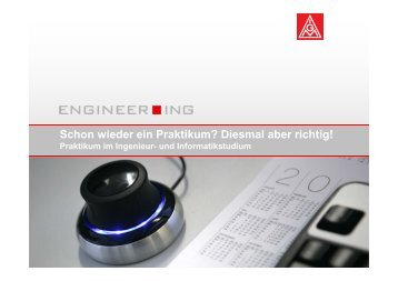Was muss ich wissen? - Hochschulinformationsbuero.de