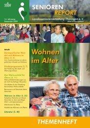 REPORT Landesseniorenvertretung Thüringen e. V.