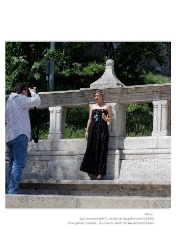 Recht am Bild: Wegweiser zum Fotorecht für Fotografen und Kreative