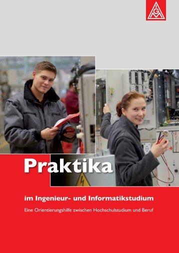 Praktika im Ingenieur- und Informatikstudium