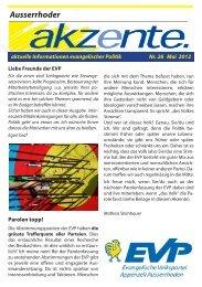 akz 2.12b.indd - EVP Appenzell Ausserrhoden