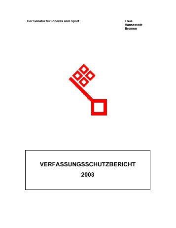 VS-Bericht 2003.pdf (6.1 MB) - Landesamt für Verfassungsschutz