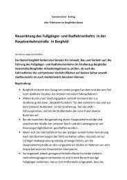 Beschluss Prüfauftrag - Ortsamt Borgfeld