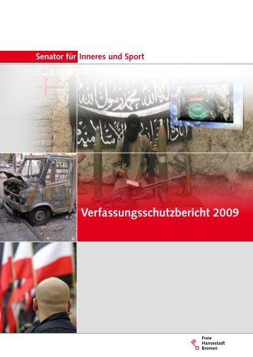 VS-Bericht 2009.pdf (3.2 MB) - Landesamt für Verfassungsschutz