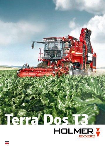 Prospekt Terra Dos T3 polnisch (PDF, 1.5 MB) - Holmer ...