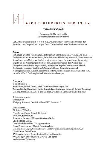 Virtuelles Kraftwerk - SNPC
