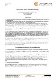 Download PDF - Jungmann Systemtechnik