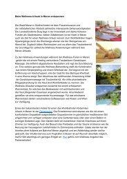 Beim Wellnessurlaub in Meran entspannen