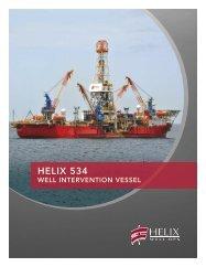 Helix 534 - Helix Energy Solutions
