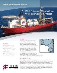 Download Spec Sheet - Helix Energy Solutions
