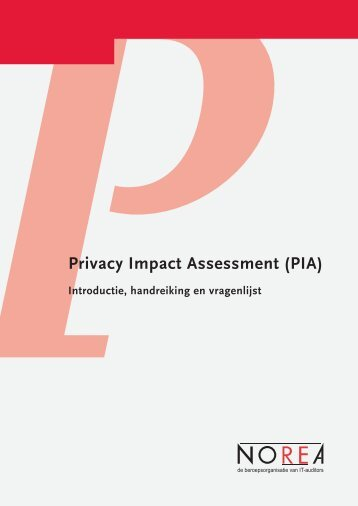 readfile.aspx?ContentID=36650&ObjectID=343968&Type=1&File=0000040117_NOREA A4 Privacy Impact Assessment 03 WEB