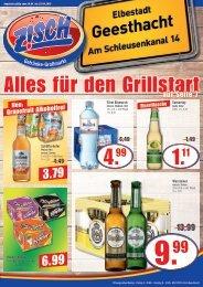Zisch Handzettel KW17/2015 Geesthacht